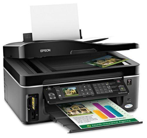 Multifunctionele Inkjet Printer